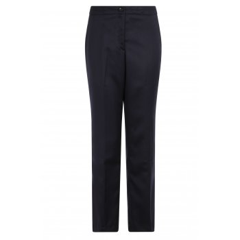 Short Couture Petite Navy Business Trousers