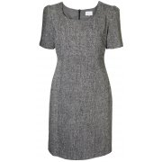 Petite Tweed Shift Dress